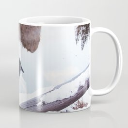 Yosemite Raven Coffee Mug