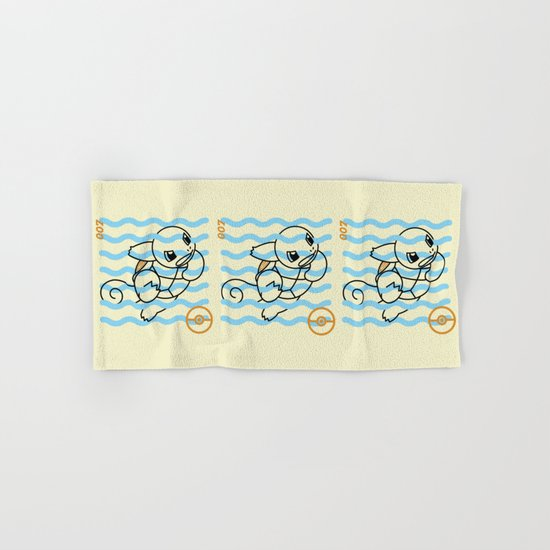 S-007 Hand & Bath Towel