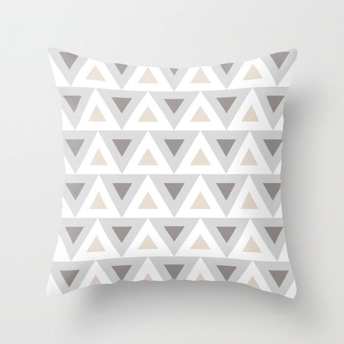 Color Series 005 Throw Pillow
