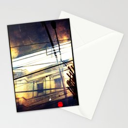 child's play (35mm multiple exposure) Stationery Cards