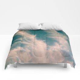 Under Colorado Skies Comforters