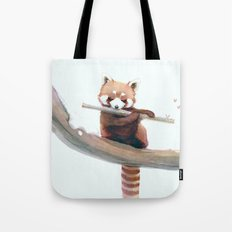 A Winter Morning Song Tote Bag
