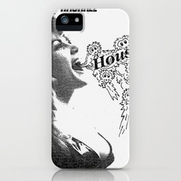 "Screamin' Rachael ""House"" Flyer Tee iPhone Case"