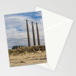 Smokestacks Stationery Cards