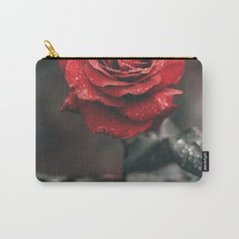 ROSE - WET - DEW - WATER Carry-All Pouch