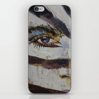 carnival iPhone & iPod Skins featuring Carnival by Michael Creese