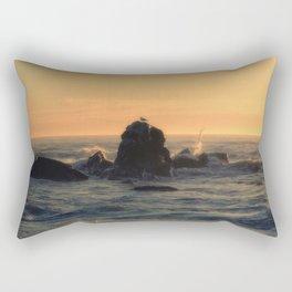 Brookings Sunset Rectangular Pillow