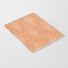 Diamonds in Rust Notebook
