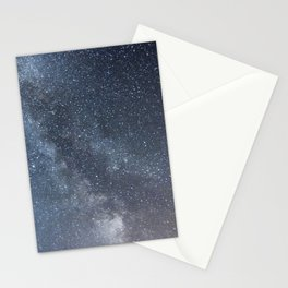Milky Way II | Nature and Landscape Photography Stationery Cards