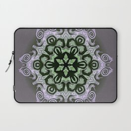 Sequential Baseline Mandala 12f Laptop Sleeve