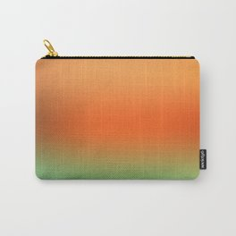 Orange Gradient Carry-All Pouch