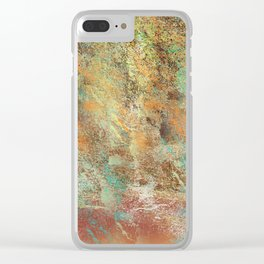 Natural Southwest Clear iPhone Case