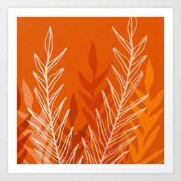 Late Summer Meadow Art Print