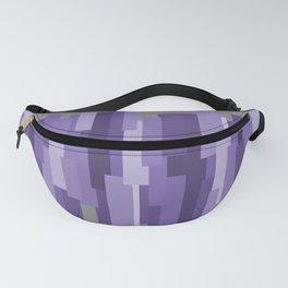 pravokut (violet) Fanny Pack