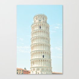 Postcards from Italy: Pisa Canvas Print