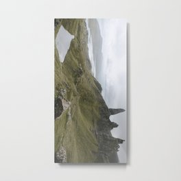 The Old Man of Storr - Landscape Photography Metal Print