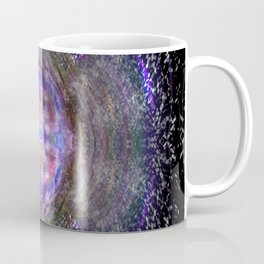 Cosmic Collision Coffee Mug