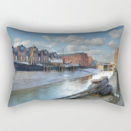 River Hull Rectangular Pillow