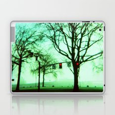 Green Fog Laptop & iPad Skin