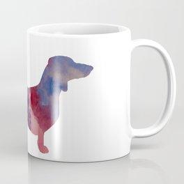 Dachshund Coffee Mug