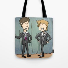 Not the Adventures of Moleman (comedy show) Tote Bag