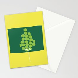 Growth by stages Stationery Cards