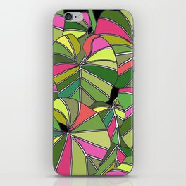 Psychedelic Summer iPhone Skin