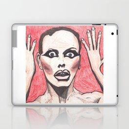 "Alyssa Edwards; ""She was the one backstabbing me behind my back!"" Laptop & iPad Skin"