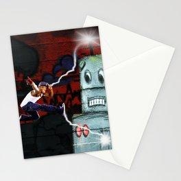 Zapped! Stationery Cards