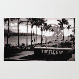 Turtle Bay Resort Hawaii Rug