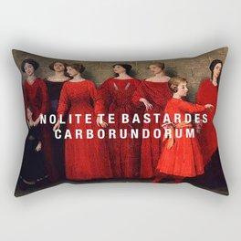 the bastards Rectangular Pillow