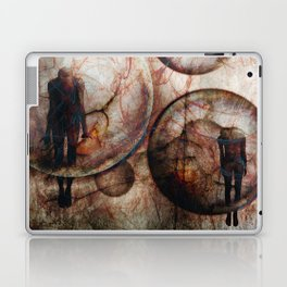 Tell me where you are today.. Laptop & iPad Skin