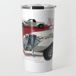 1936 Auburn Boattail Speedster Spec Poster Travel Mug