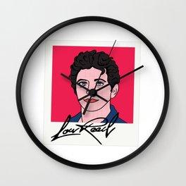 Art Imitates Pop – REED Wall Clock
