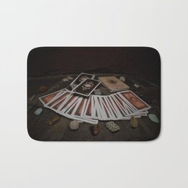 Card readings and Stones Bath Mat