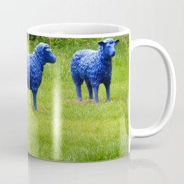 blue sheep Coffee Mug