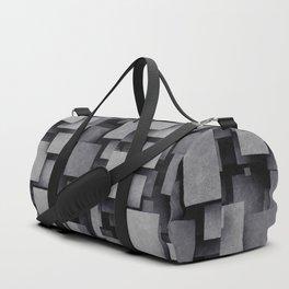 3D Pattern Duffle Bag