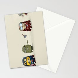 Minion Avengers Stationery Cards