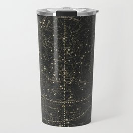 Vintage Astronomical & Celestial Map (1850) Travel Mug