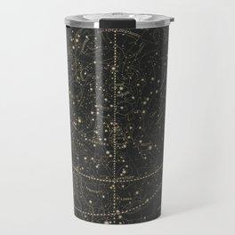 Vintage Astronomical & Celestial Map (1850) Travel Mug