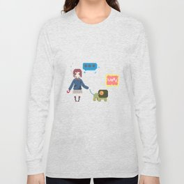 Never Knows Best Long Sleeve T-shirt