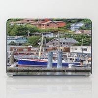alaska iPad Cases featuring Alaska by Christine Workman