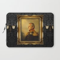 lol Laptop Sleeves featuring Bill Murray - replaceface by replaceface