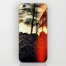 Paradise above the storm iPhone & iPod Skin