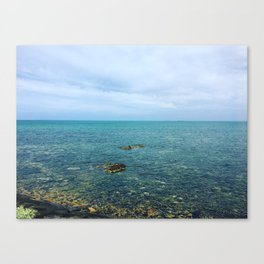 Do You Want To Go To The Seaside? Canvas Print