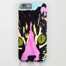 Pop Art Cat No. 1 iPhone 6s Slim Case