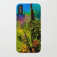 cacti iPhone & iPod Cases featuring Cacti   by Ashley Hirst Photography