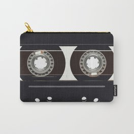 retro old tapes Carry-All Pouch