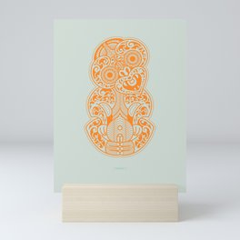 Hei Tiki Mini Art Print