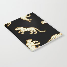 Leopard at Night Notebook